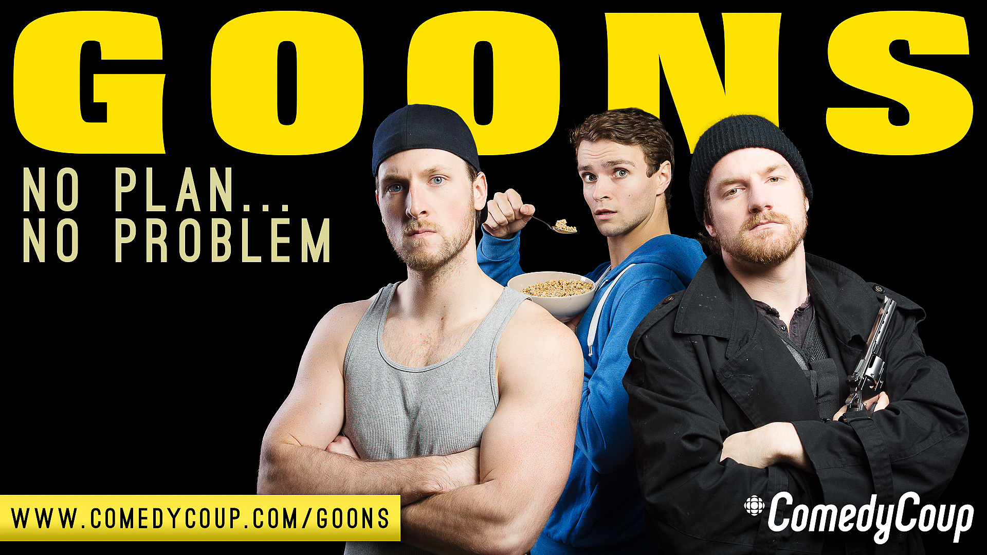Week 4 Key It: Poster A Goons