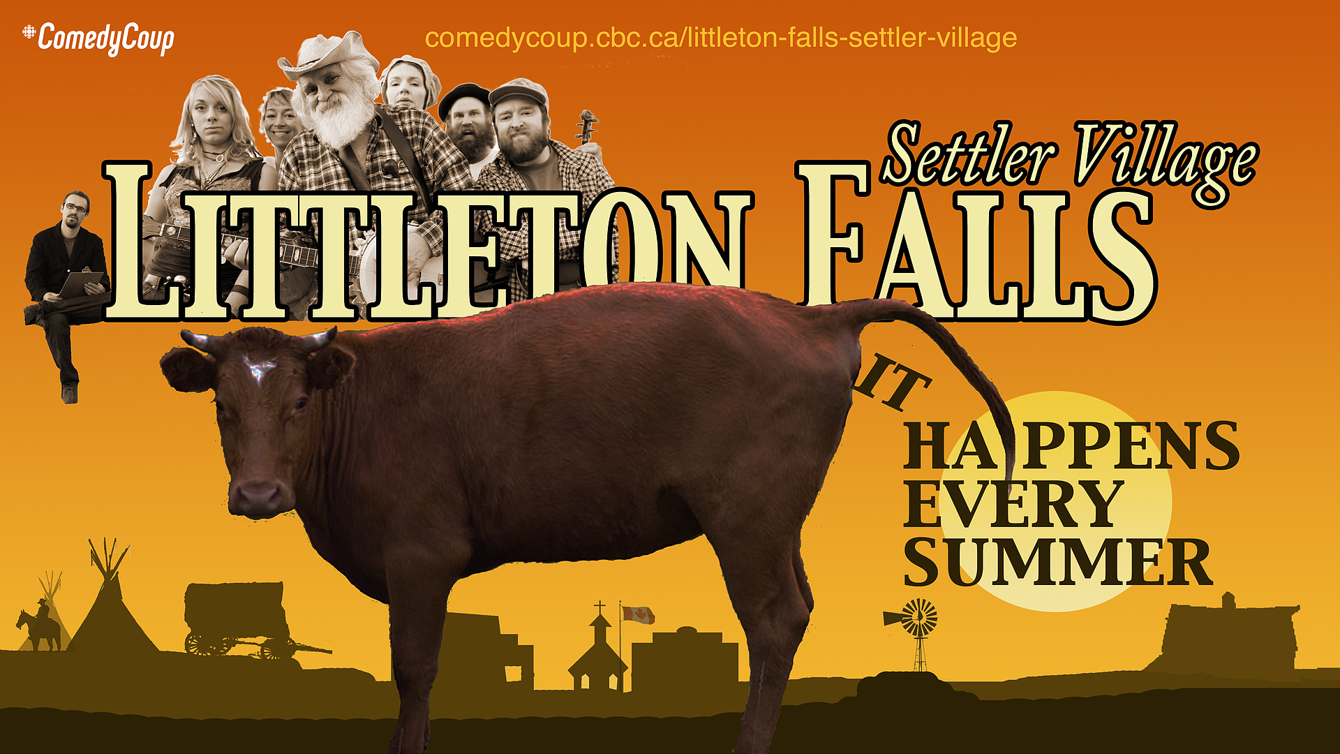 Week 4 Key It: Poster A Littleton Falls Settler Village