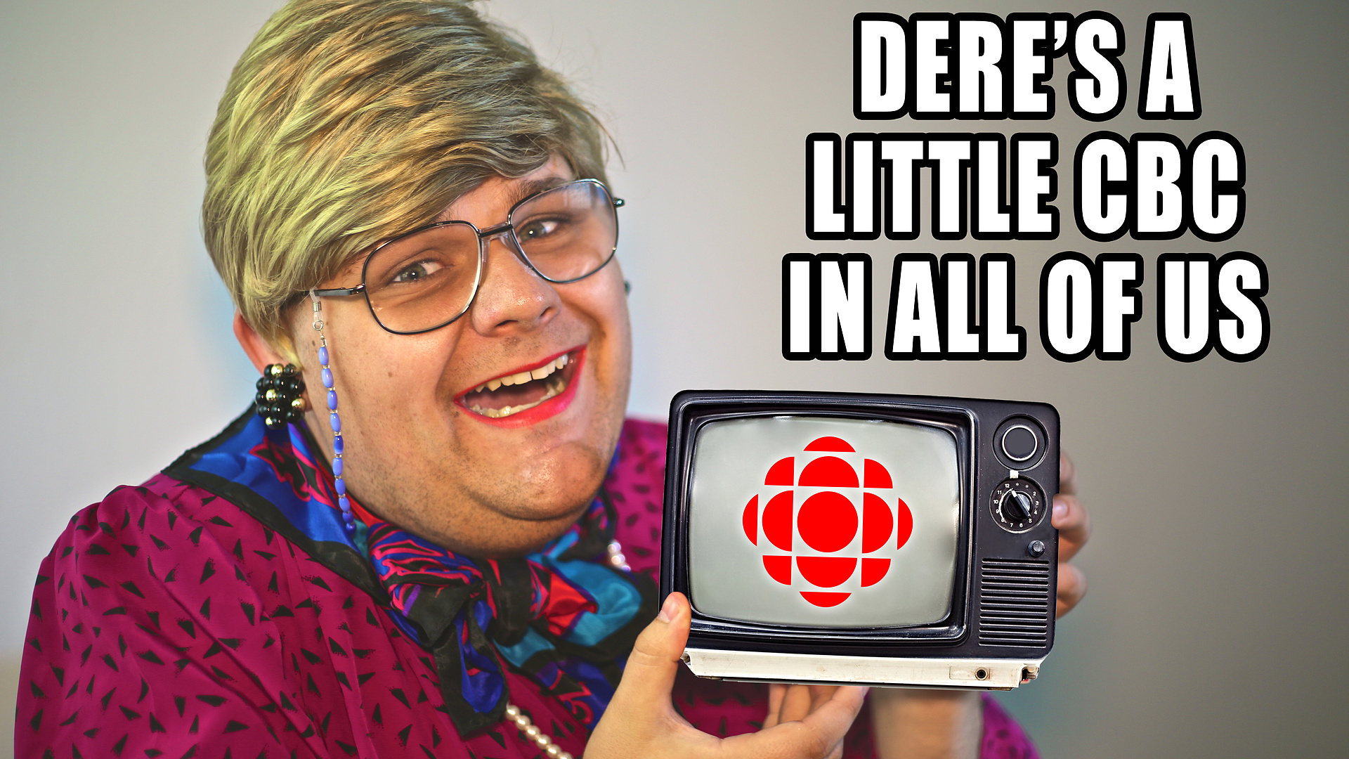 Dere's A Little CBC In All Of Us