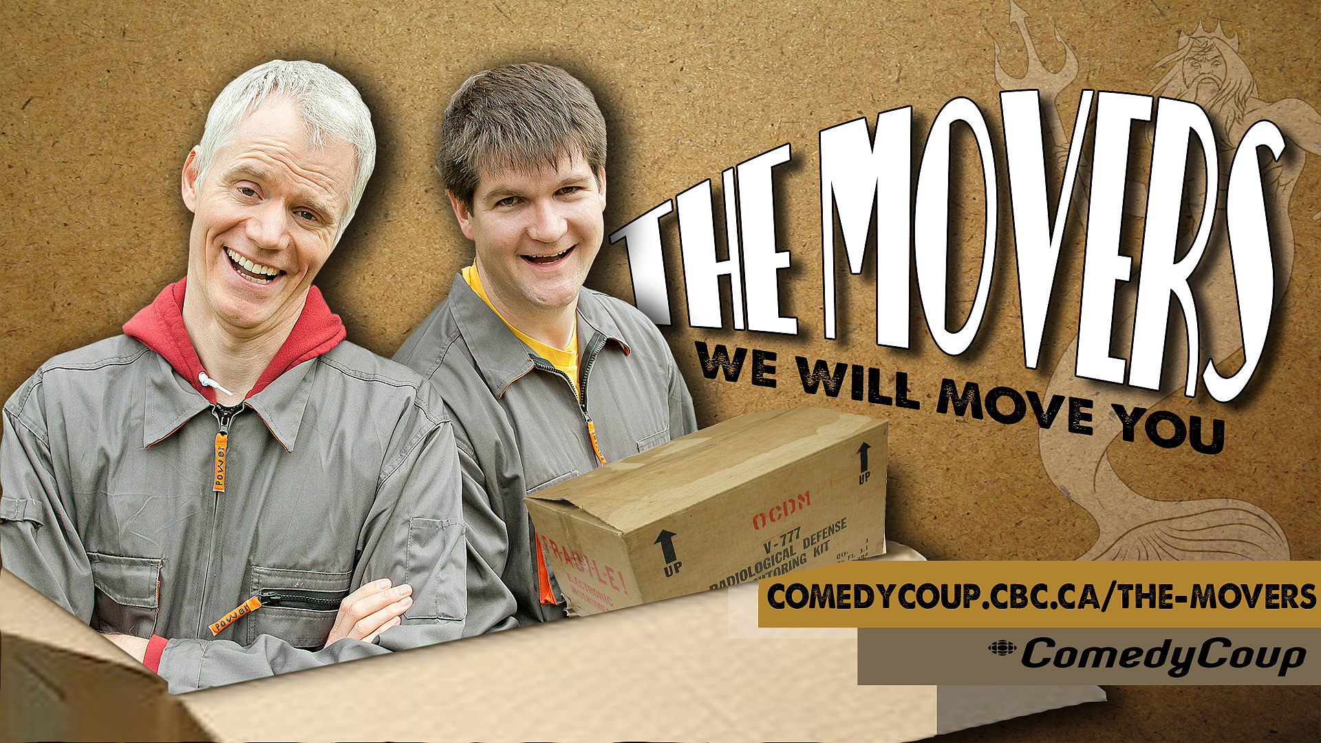 Week 4 Key It: Poster A The Movers