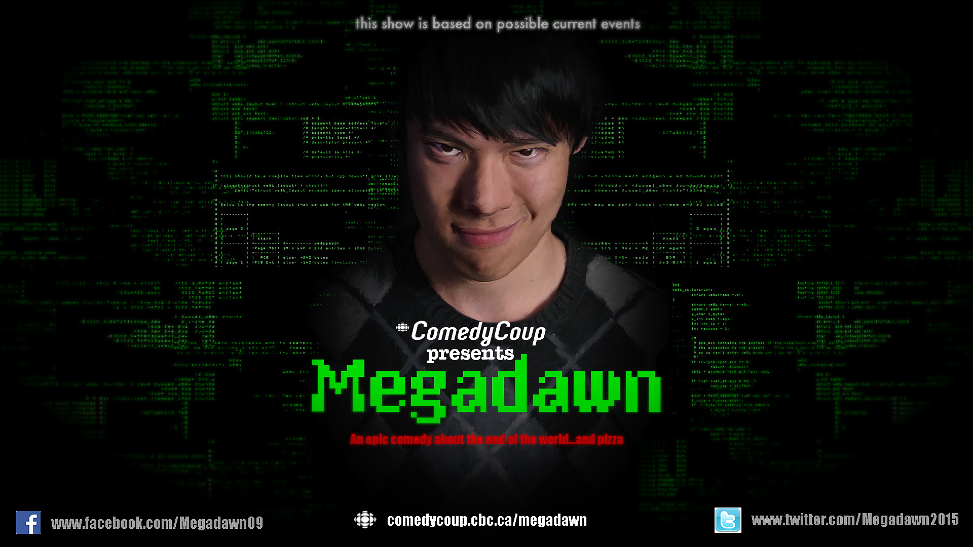 Week 4 Key It: Poster B Megadawn