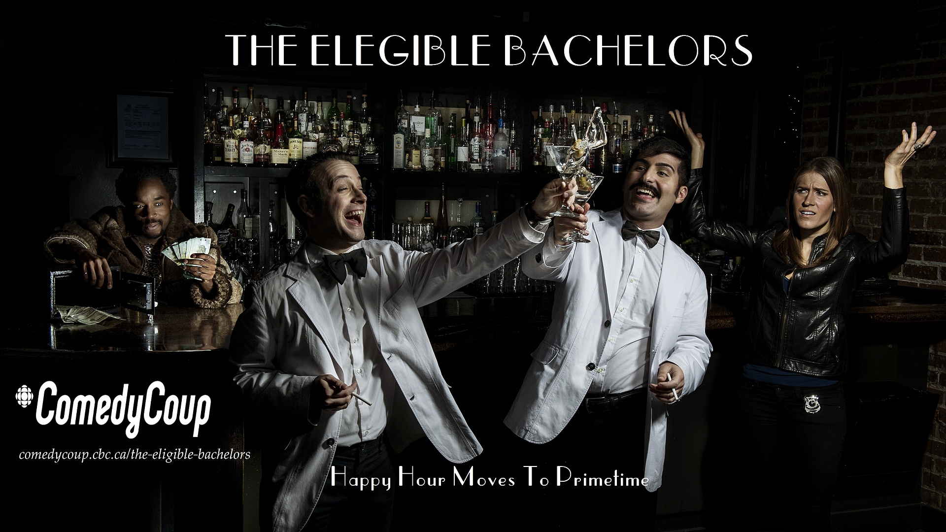 Week 4 Key It: Poster A The Eligible Bachelors