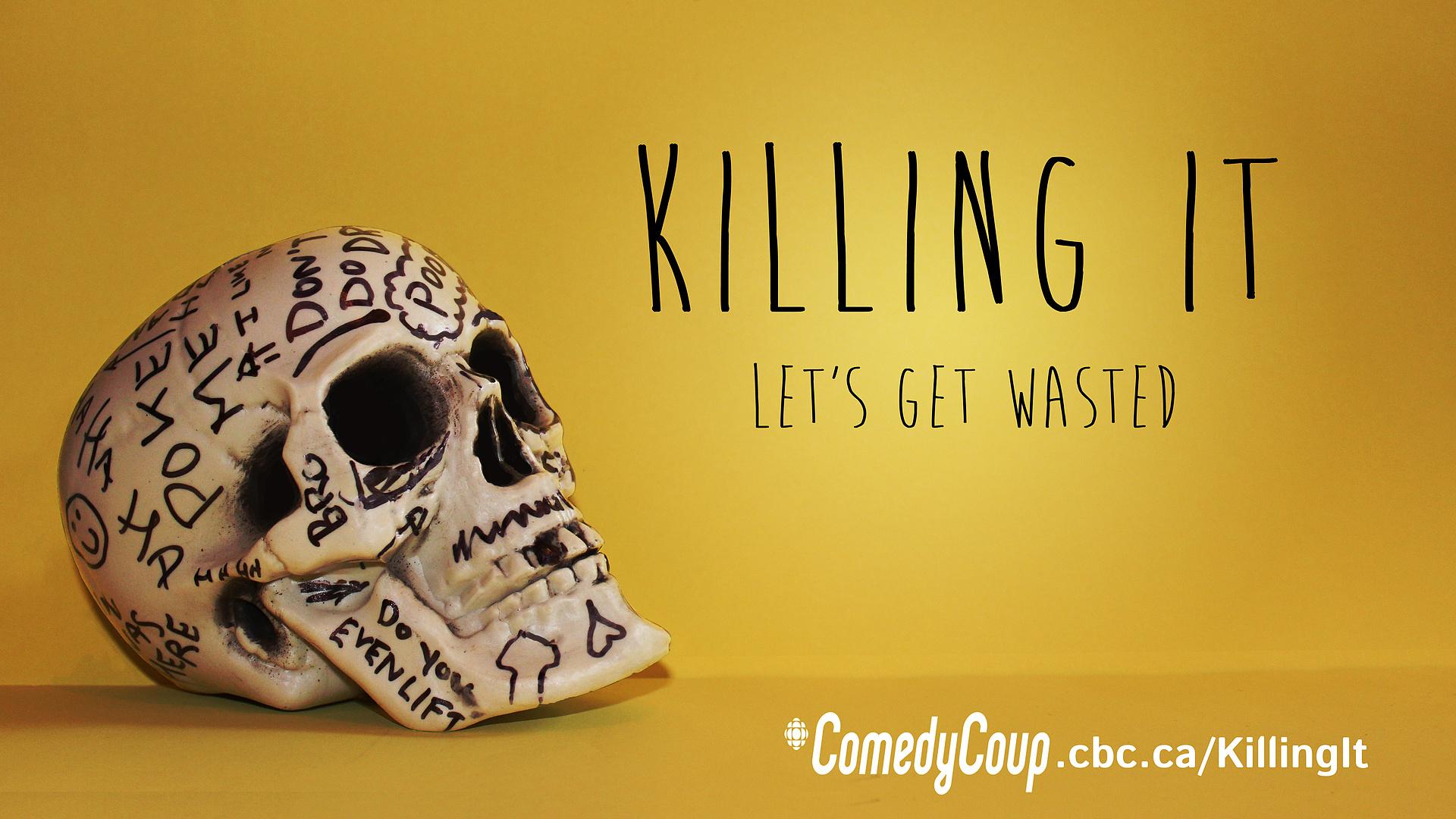 Week 4 Key It: Poster B Killing It