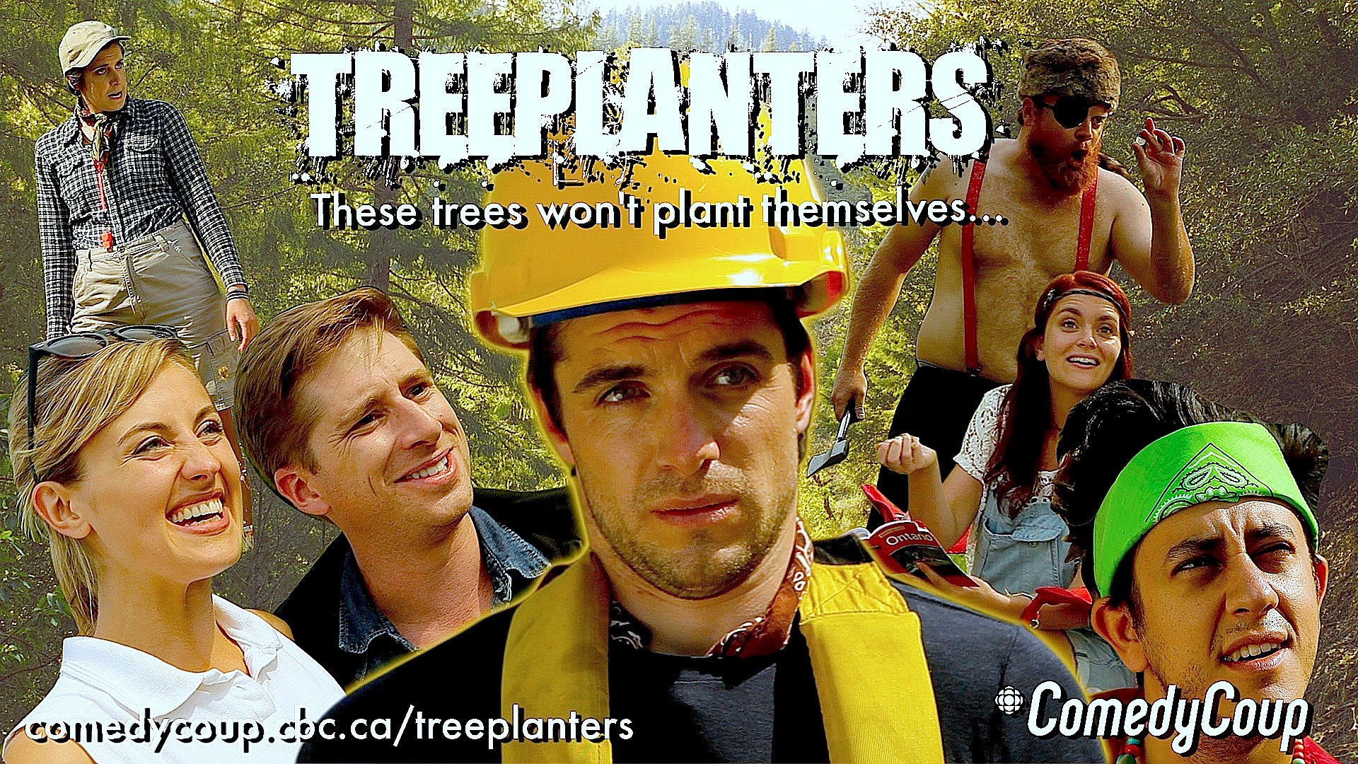 Week 4 Key It: Poster B Treeplanters