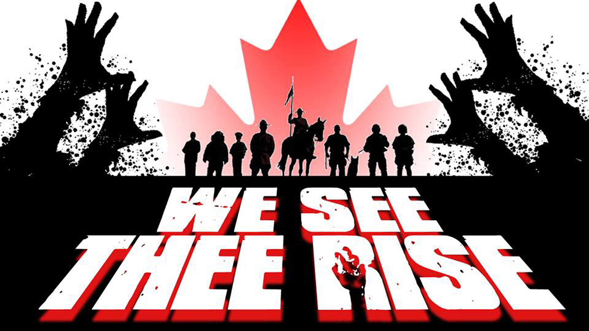Dawn of the Dead Canadians