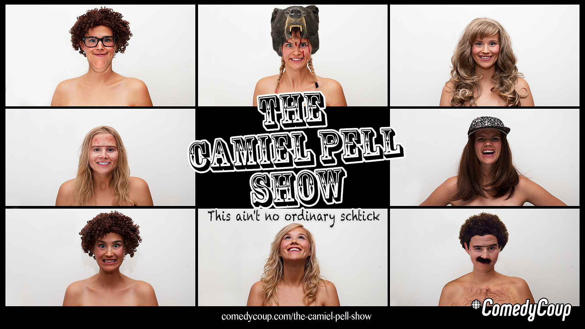 Week 4 Key It: Poster A The Camiel Pell Show