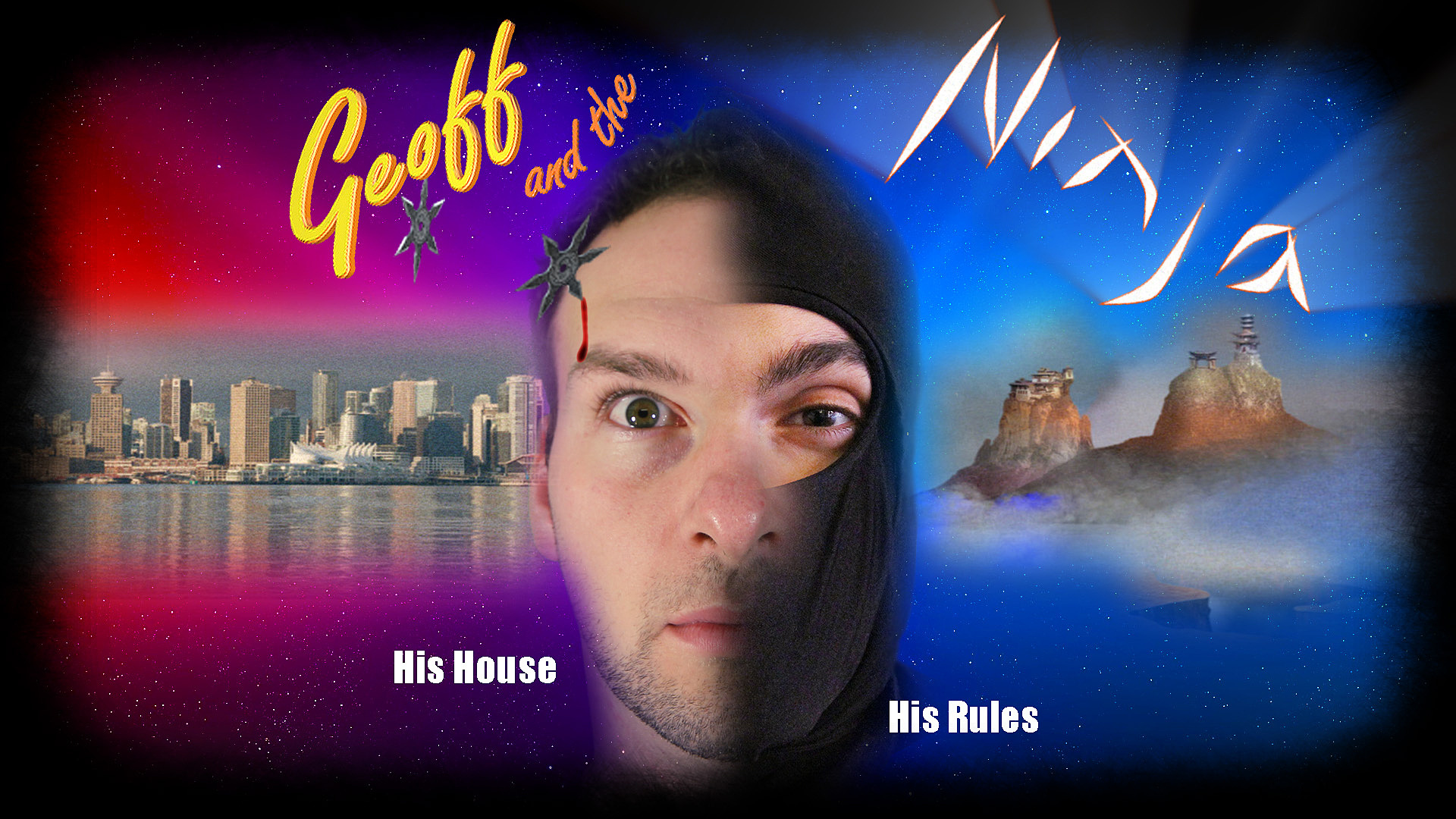 Week 4 Key It: Poster A Geoff and the Ninja