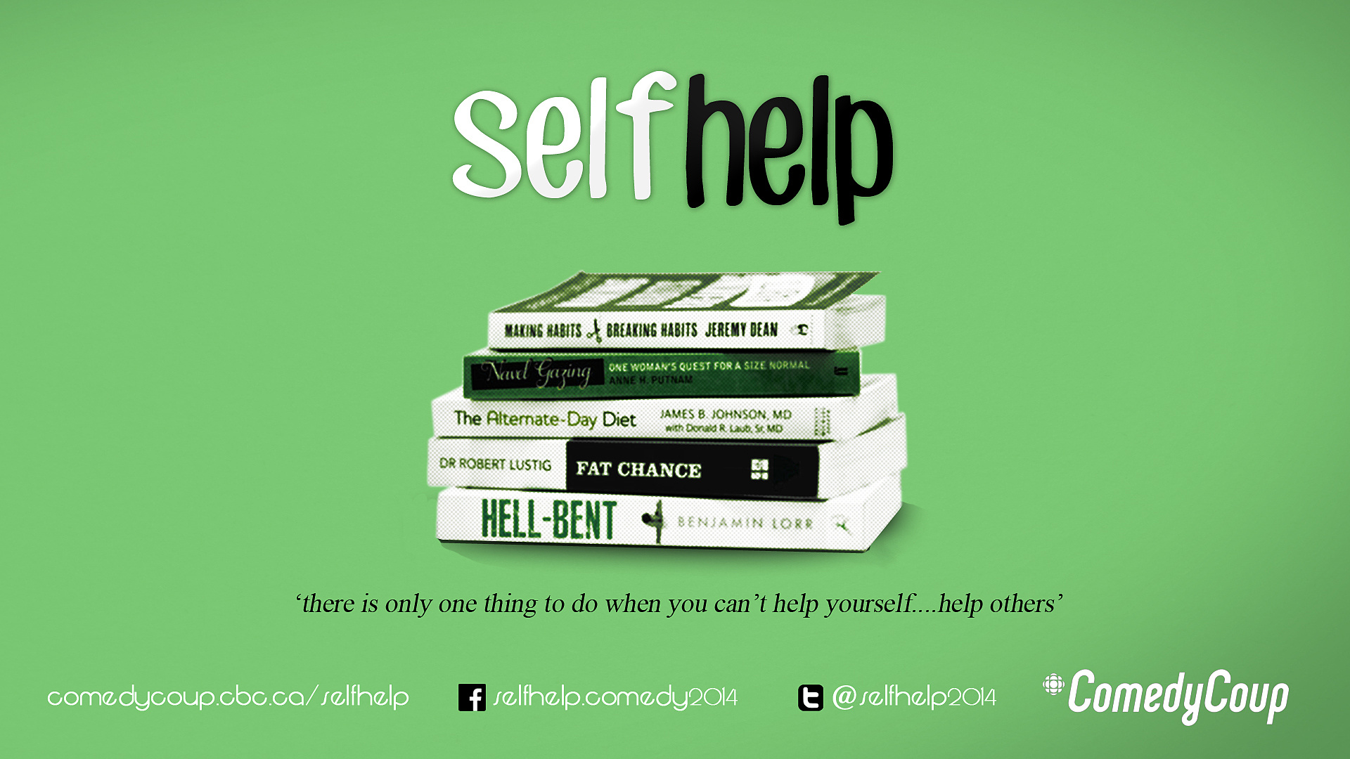 Week 4 Key It: Poster B Self Help