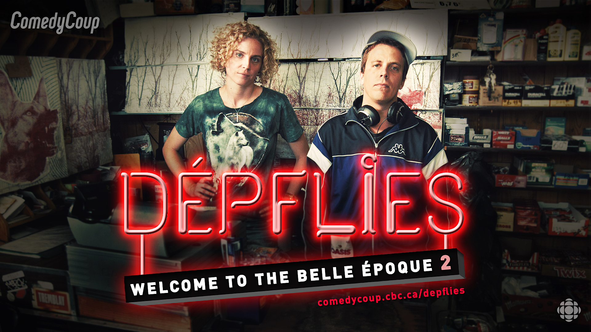 Week 4 Key It: Poster B Dépflies