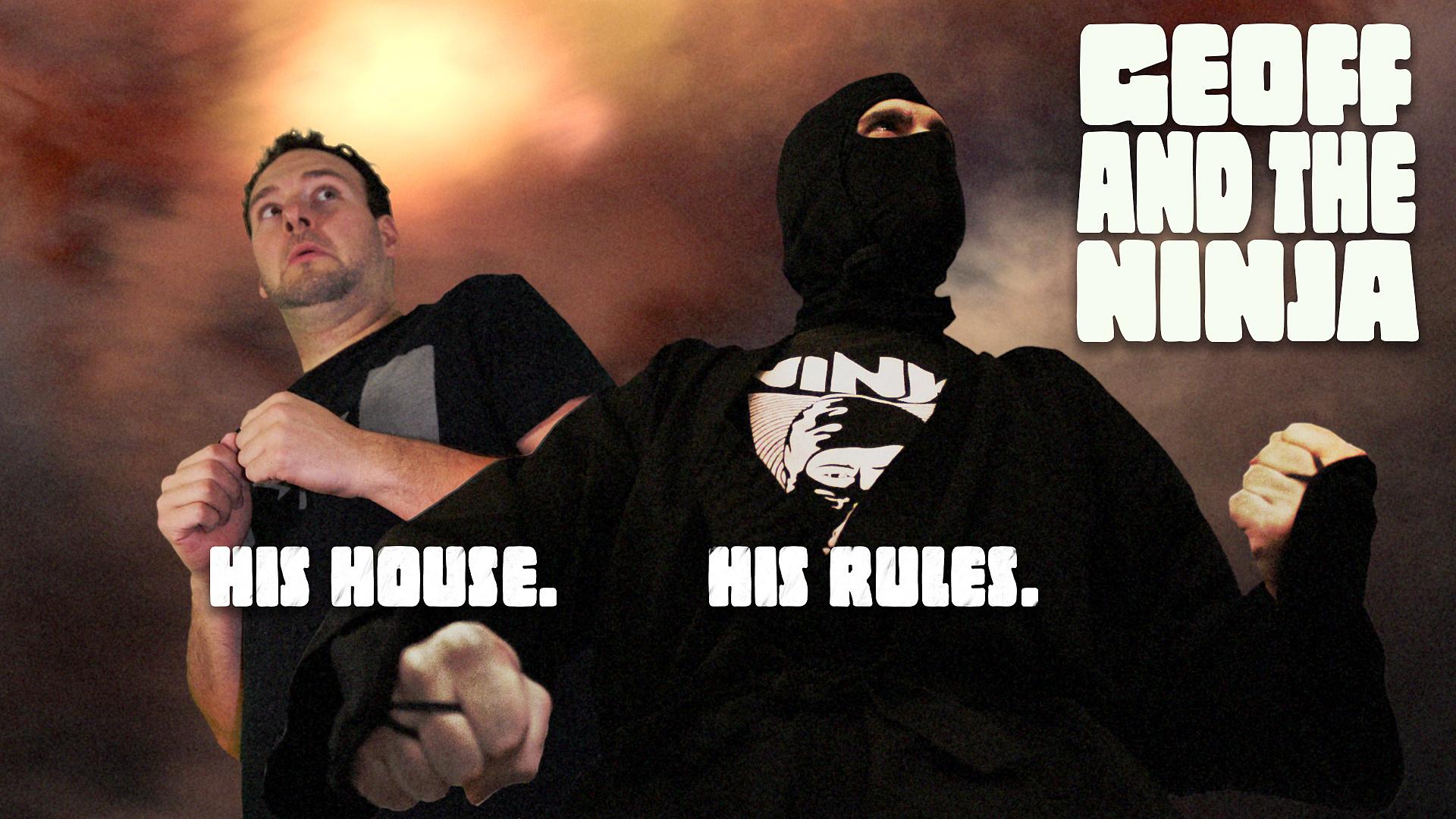 Week 4 Key It: Poster B Geoff and the Ninja