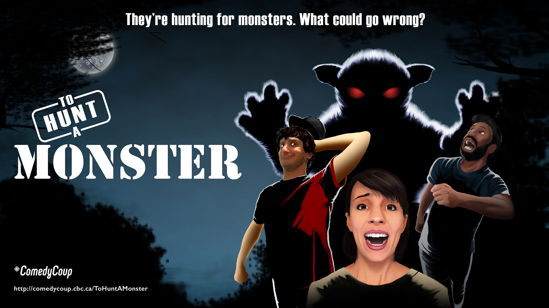 Week 4 Key It: Poster A To Hunt a Monster...