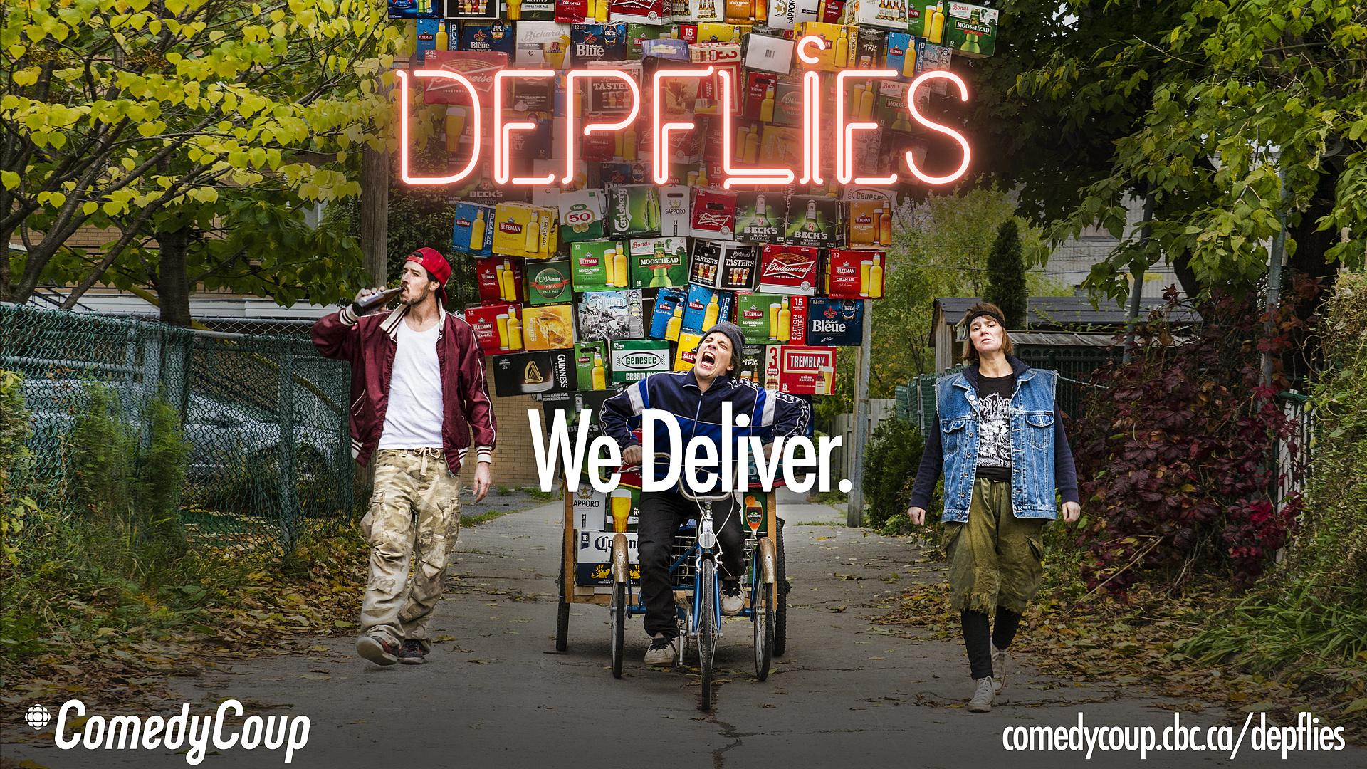 Week 4 Key It: Poster A Dépflies