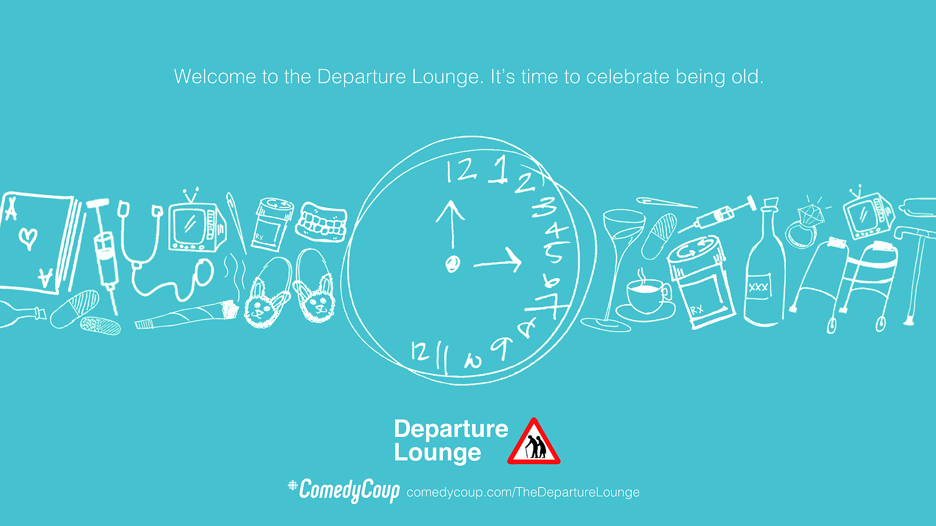 Week 4 Key It: Poster A The Departure Lounge