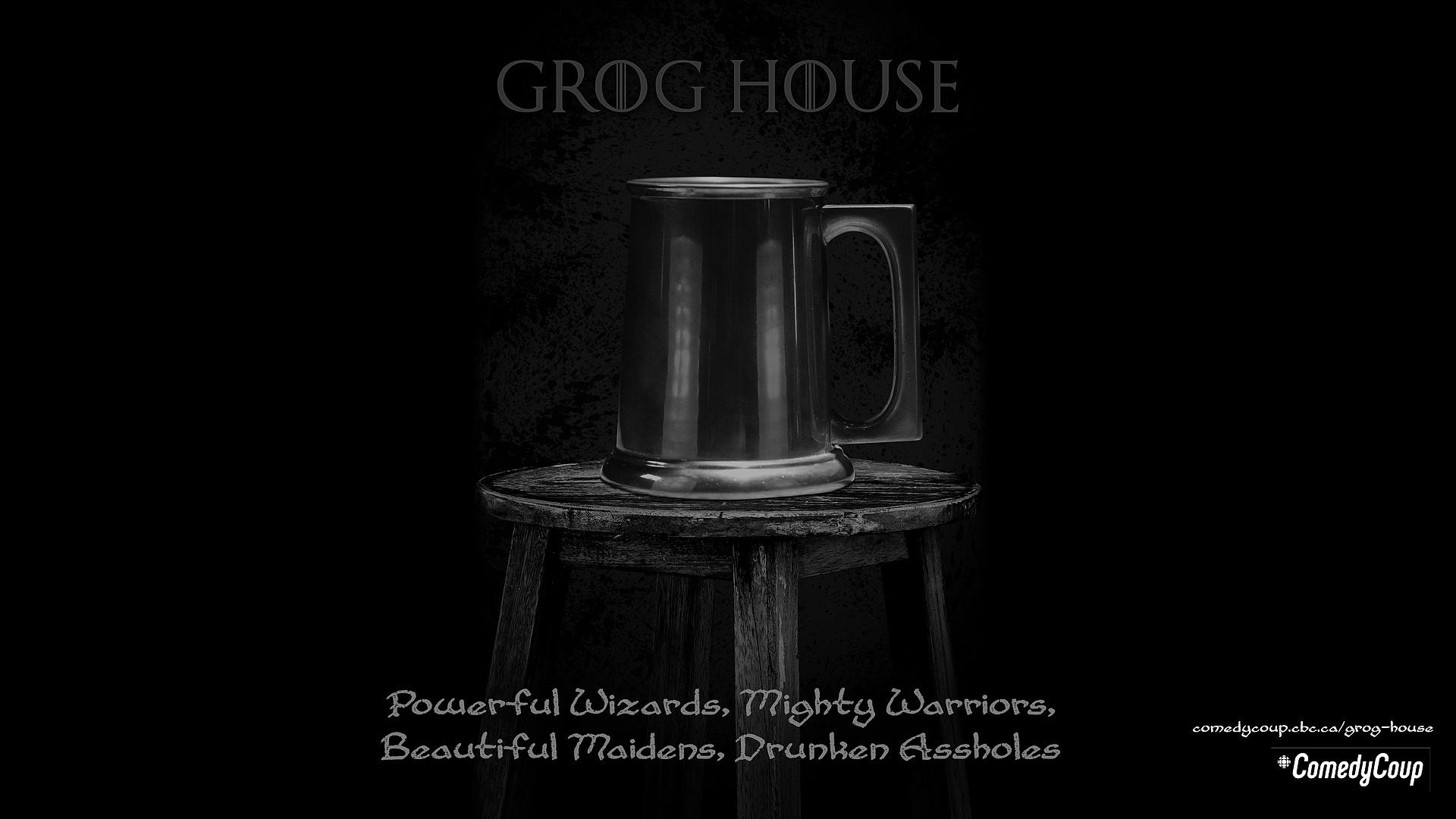 Week 4 Key It: Poster A Grog House