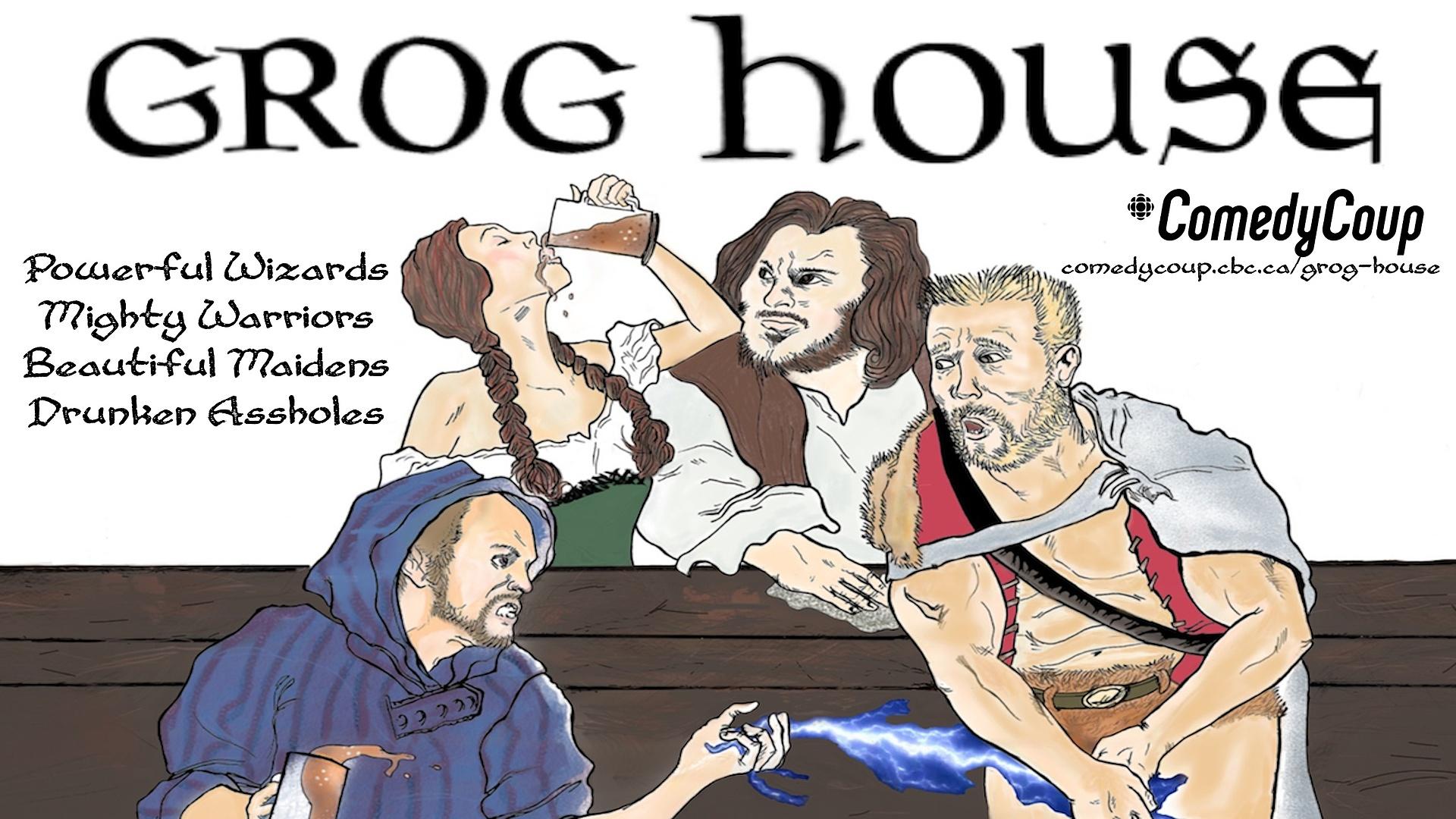 Week 4 Key It: Poster B Grog House