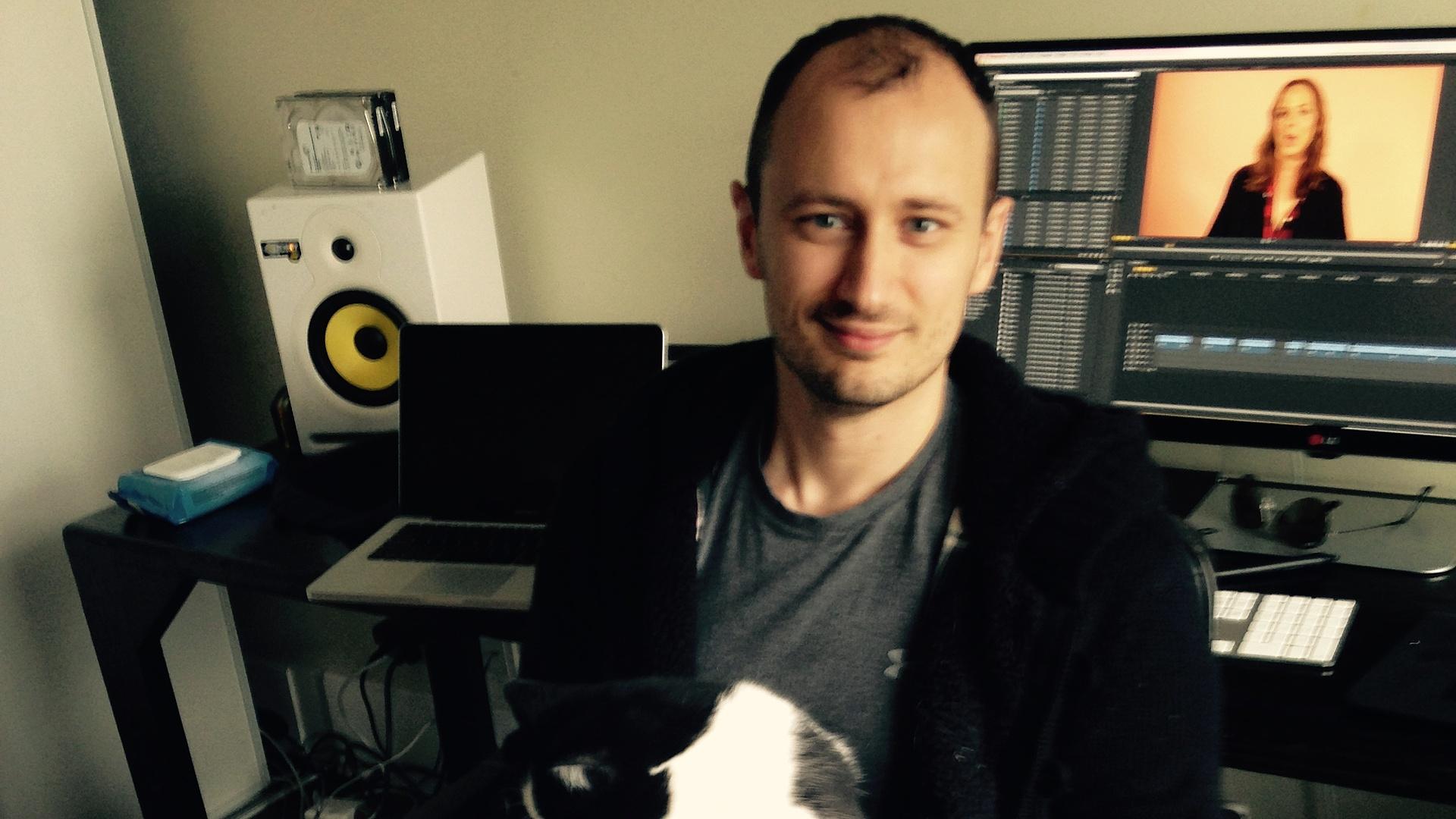 Editor Extraordinaire Andrei Lonescu!!!