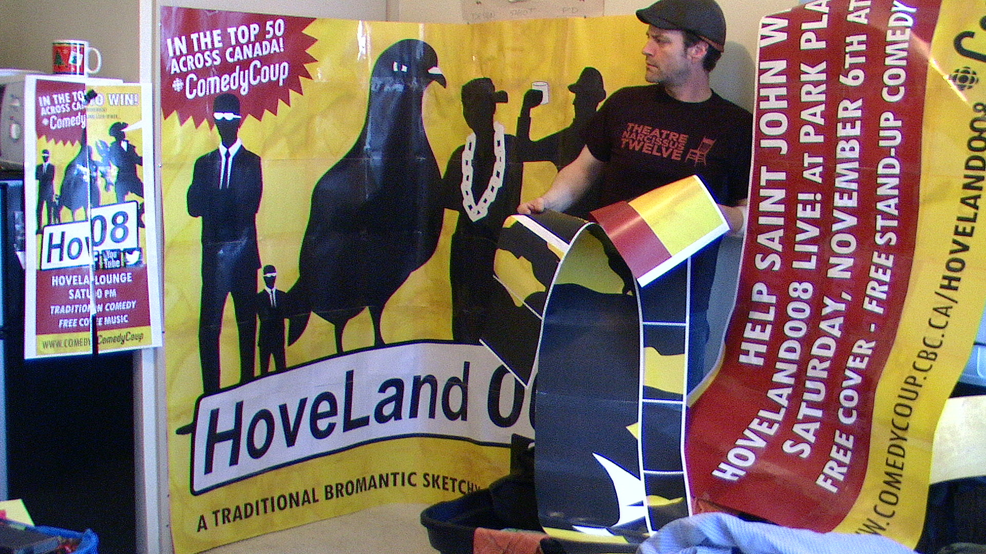HoveLand008 Print Promotion