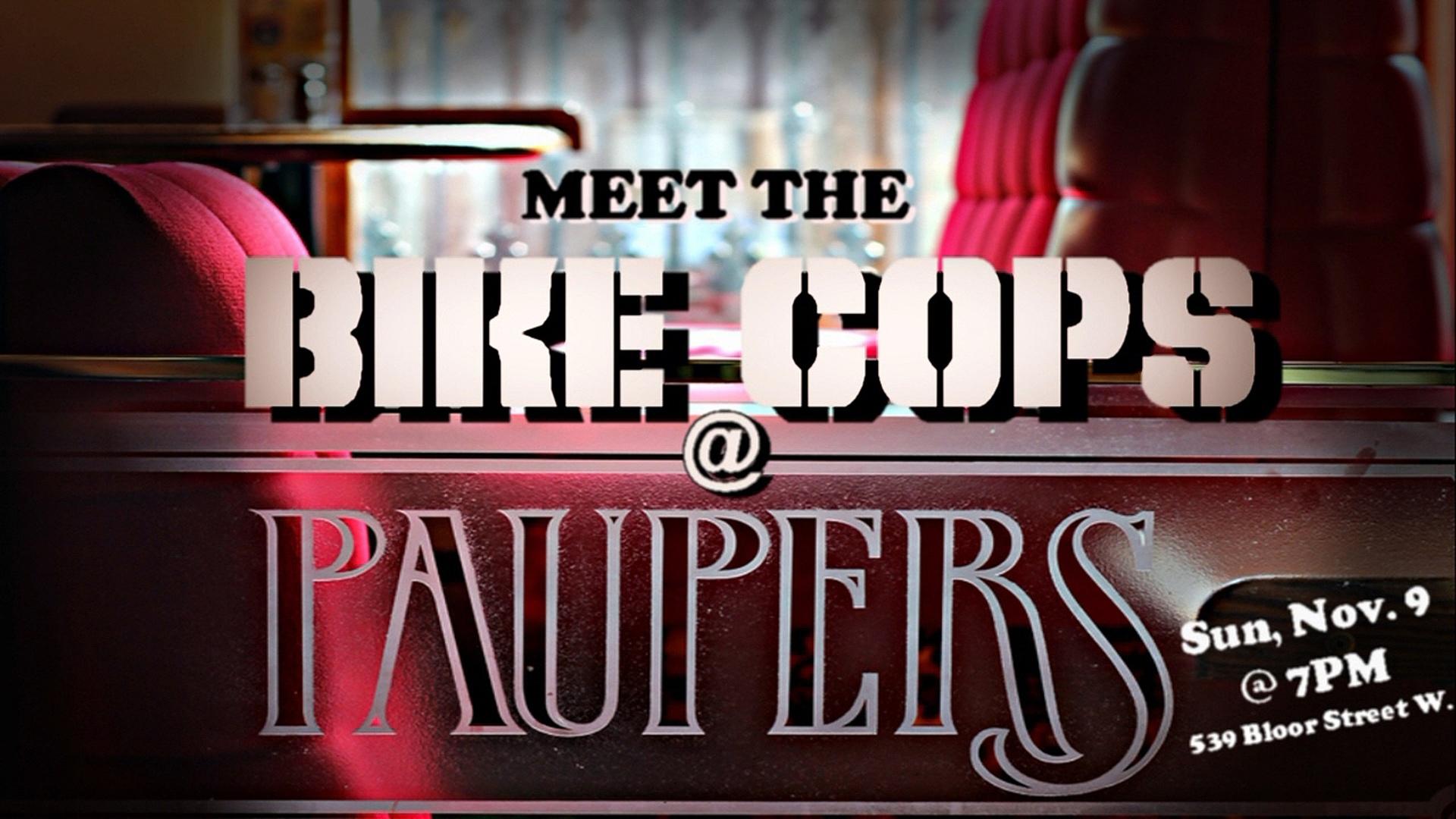 Meet the Bike Cops