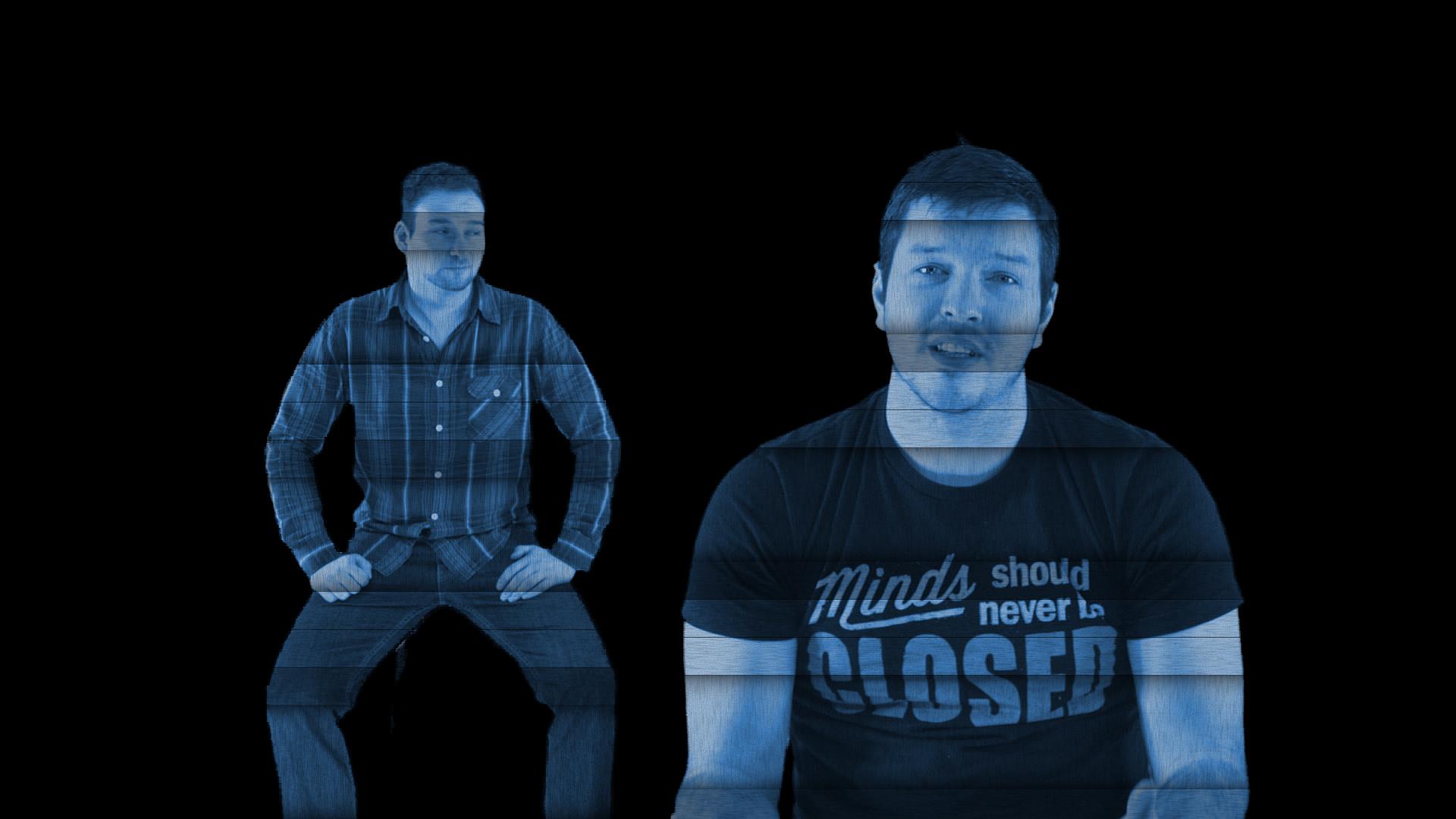 Hologram Alpha