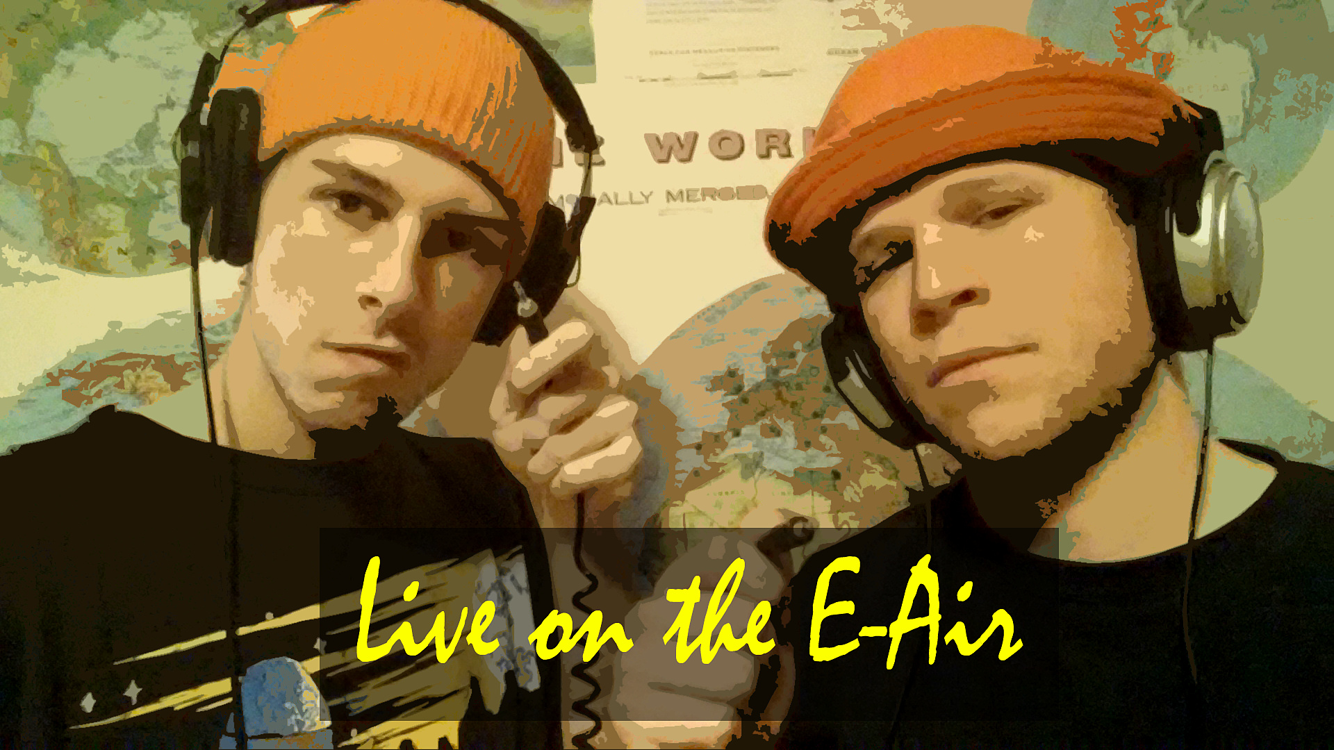Saturday: Live on the E-Air Broadcast