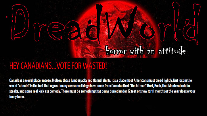 Dread World article