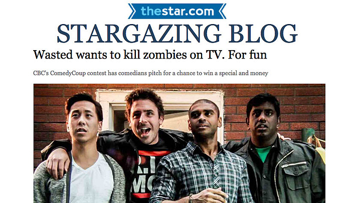 The Toronto Star's Stargazing Blog,