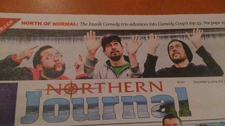 Northern Journal newspaper Nov 4 2014
