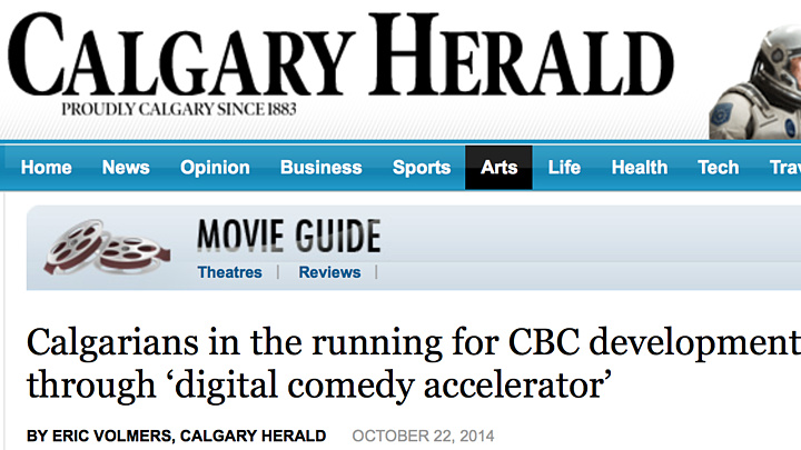 Calgary Herald and Bad Records