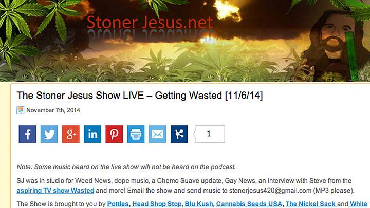 StonerJesus.net