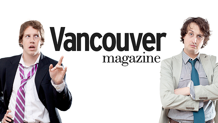 Vancouver Magazine hypes the Coup
