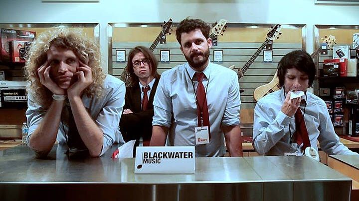 Blackwater Music Interview on Sirius XM!