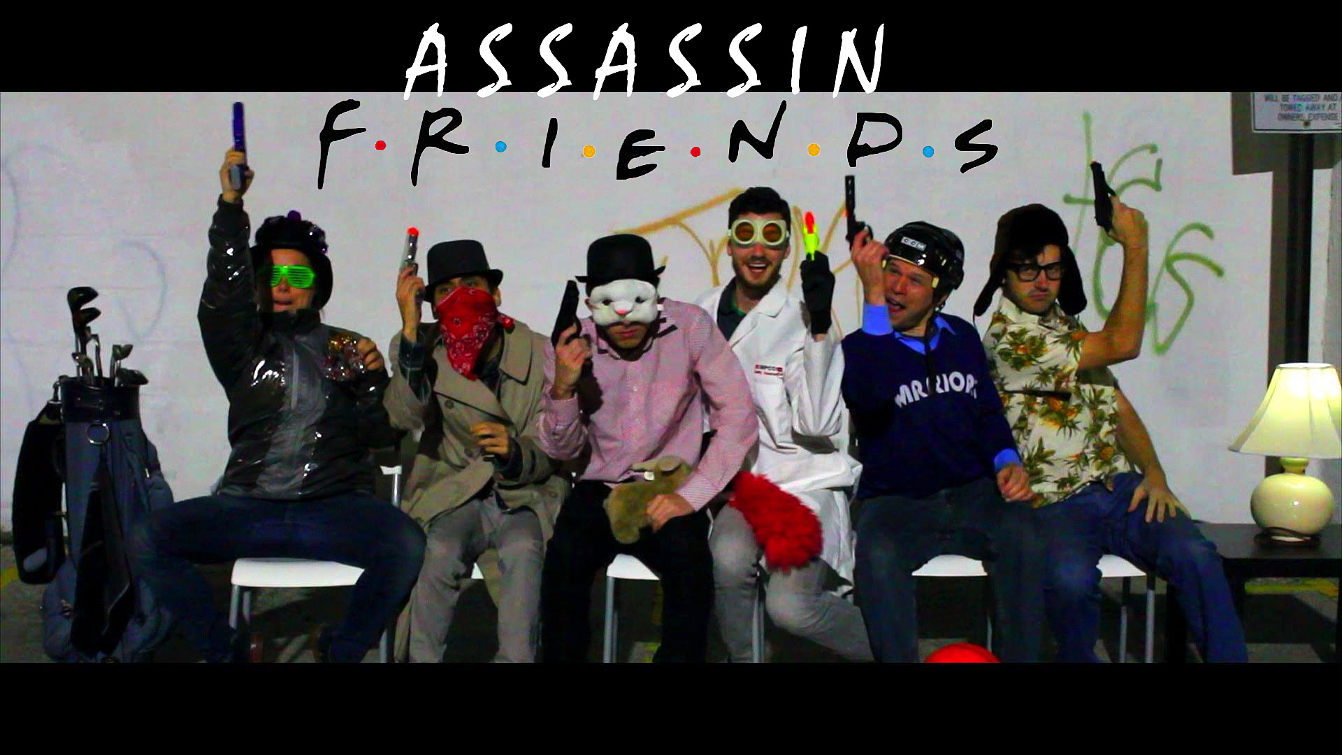 Assassin Friends