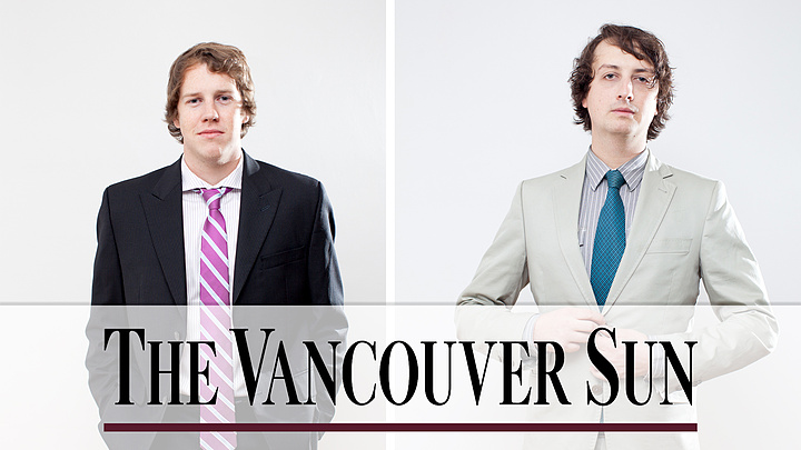 The Vancouver Sun Interviews Heir Heads