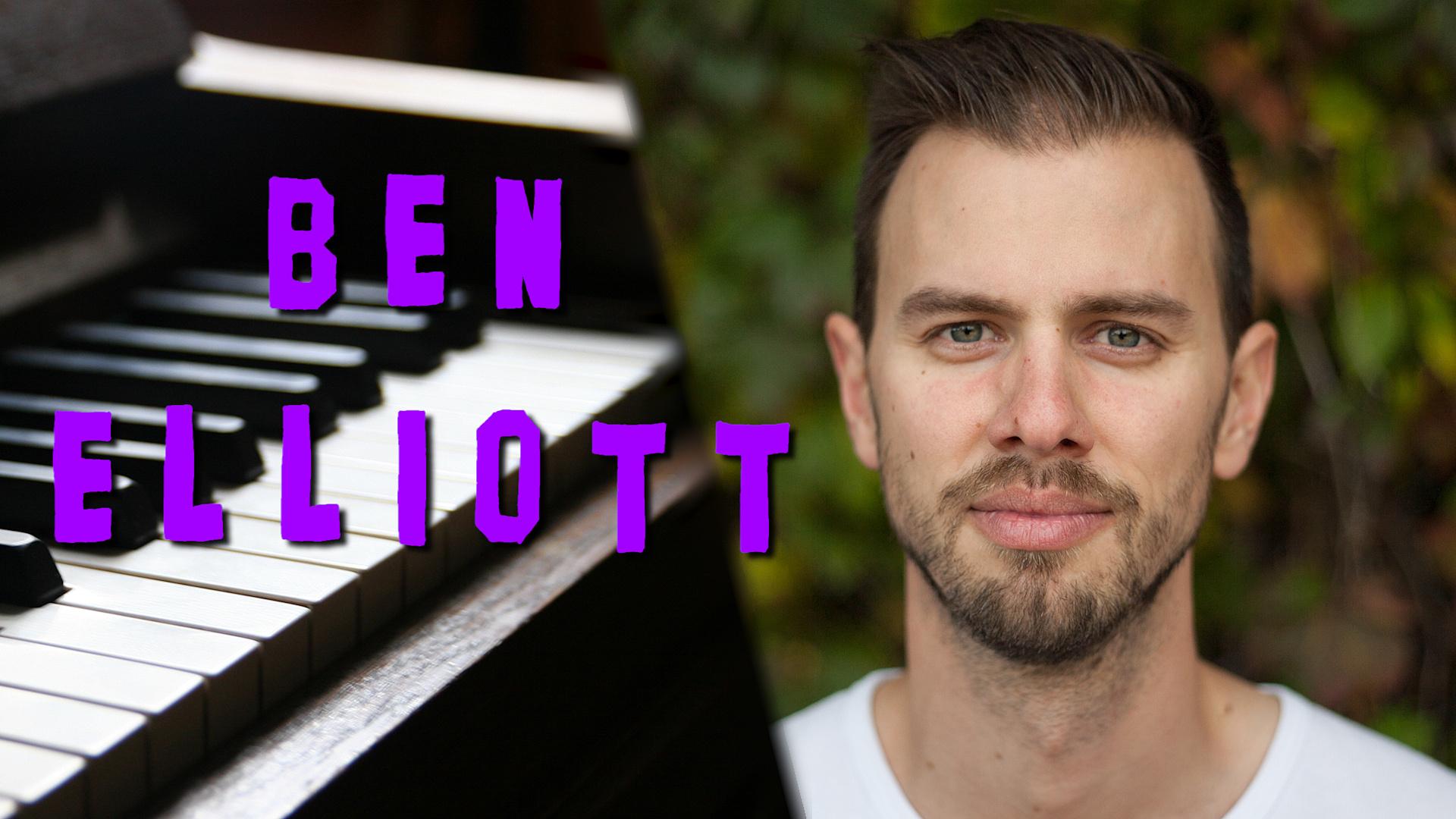 Ben Elliott - Composer