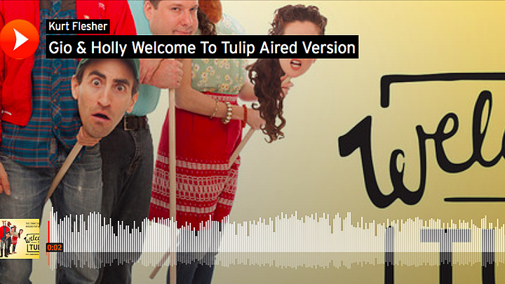 Country 97FM chats with Welcome to Tulip