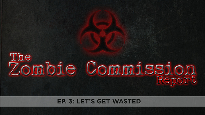 The zombie commission report